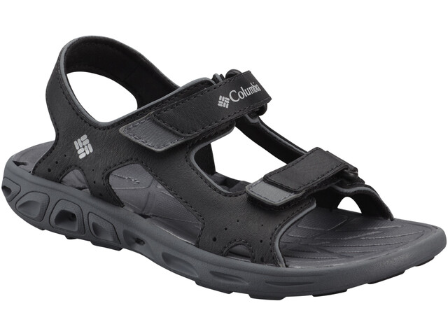 Columbia Techsun Vent Sandaalit Lapset, black/columbia grey